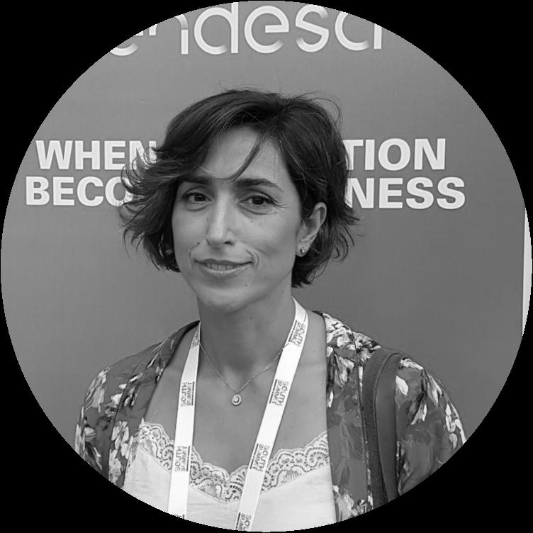 Virginia Ocio de la Fuente, Head of Circular Economy Iberia @Endesa
